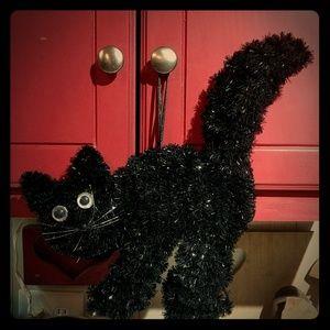 Halloween Cat Decoration
